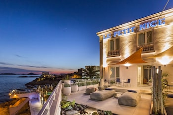 tarifs reservation hotels Le Petit Nice Passedat