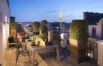 tarifs reservation hotels Hotel Marignan Champs-Elysées