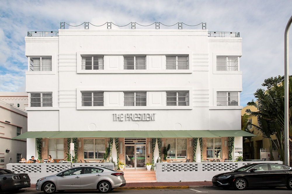President Hotel Miami Beach 6 2 9