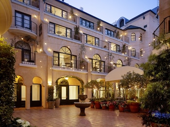 Garden Court Hotel Palo Alto Room 77
