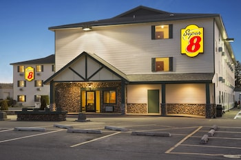 Super 8 by Wyndham Coeur d'Alene