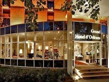 tarifs reservation hotels Grand Hôtel d'Orleans