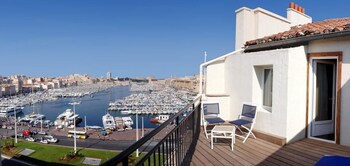 tarifs reservation hotels New Hotel Vieux Port