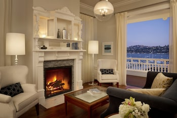 Casa Madrona Hotel & Spa in Sausalito, California