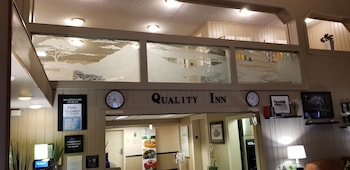 Quality Inn McGuire AFB - Fort Dix near Bordentown in Cookstown, New Jersey