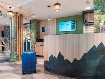 tarifs reservation hotels ibis Styles Annecy Gare Centre