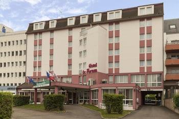 tarifs reservation hotels The Originals City, Hôtel Le Forum, Strasbourg Nord (Inter-Hotel)
