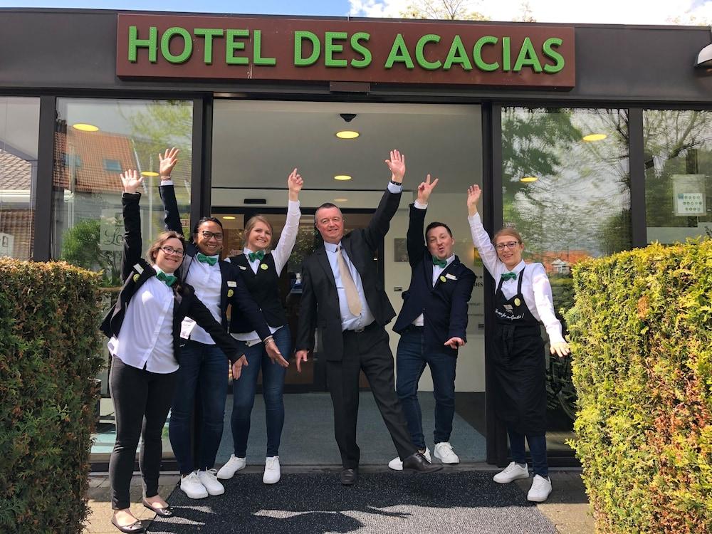 Hôtel des Acacias Lille Tourcoing