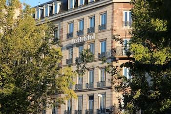 tarifs reservation hotels The Originals Boutique, Hôtel Bristol, Strasbourg Centre Gare (Inter-Hotel)