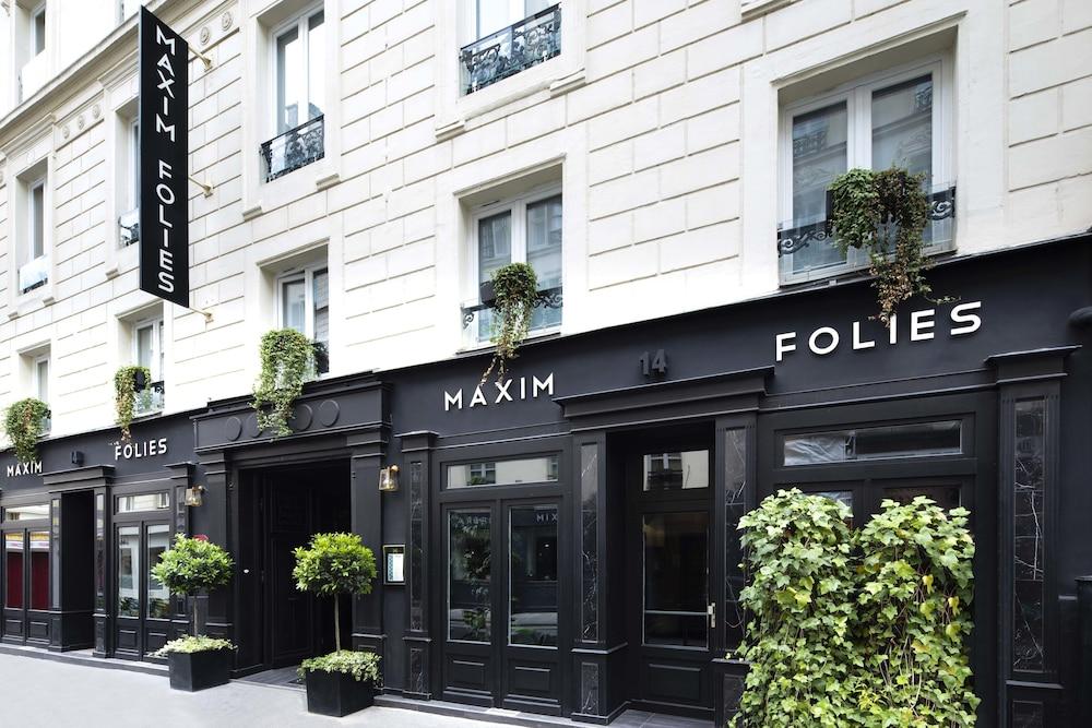 Maxim Folies