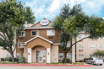 Suburban Extended Stay Hotel Lewisville in Lewisville, Texas