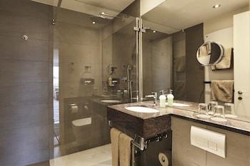 Steinenschanze Stadthotel - Bathroom  - #0