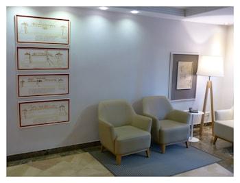 Hotel Avenida - Interior Entrance  - #0