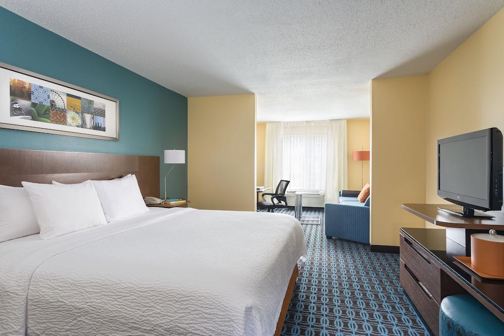 Fairfield Inn & Suites by Marriott Chicago Naperville/Aurora