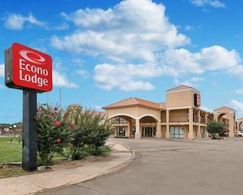 Econo Lodge in Hillsboro, Texas