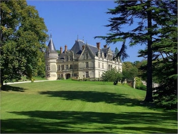 tarifs reservation hotels Château de la Bourdaisière