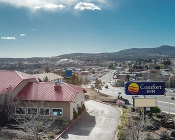 Comfort Inn Near Gila National Forest in Silver City, New Mexico