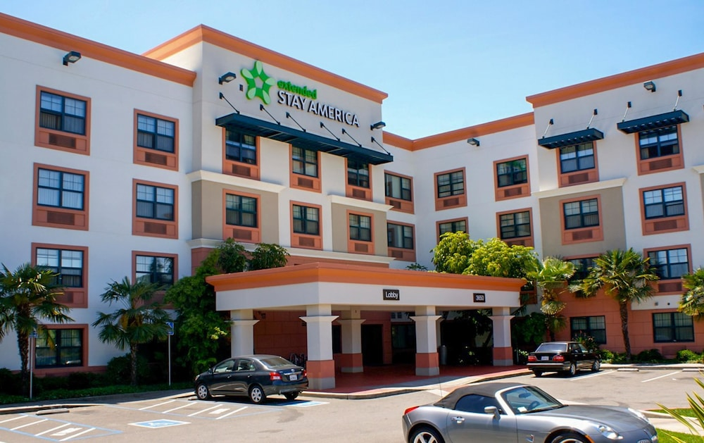 Extended Stay America Oakland - Emeryville