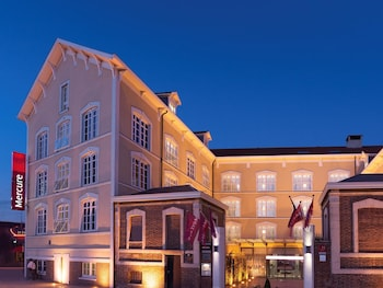 tarifs reservation hotels Mercure Troyes Centre