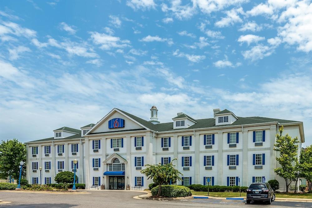 Motel 6 Shreveport, LA