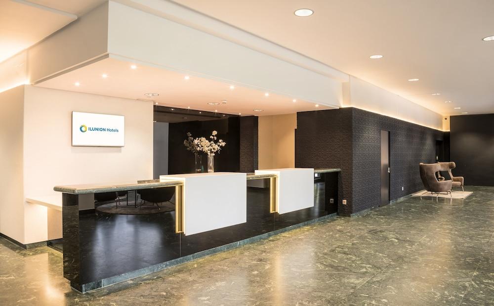 Hotel Ilunión Pio XII + Entradas al Parque de Atracciones