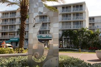 海灘海景飯店