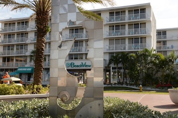 The Beachview Hotel in Clearwater Beach, Florida