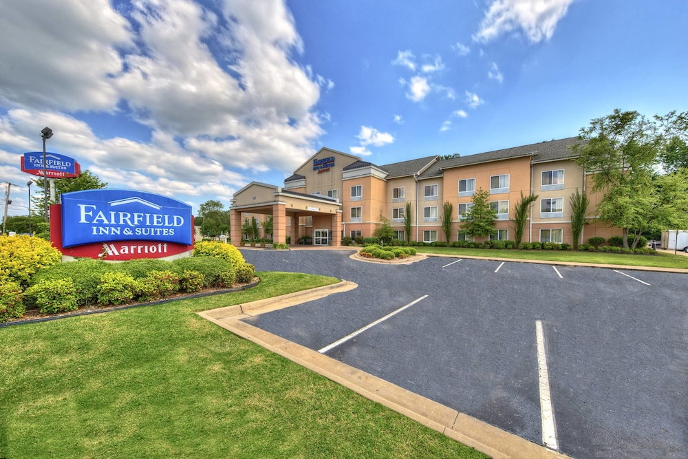 Fairfield Inn & Suites by Marriott Russellville