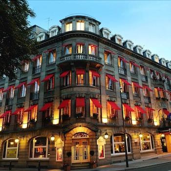 tarifs reservation hotels Hotel du Parc - Centre Ville