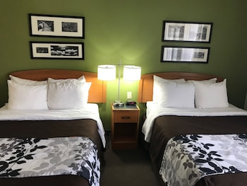 Sleep Inn And Suites Bensalem in Philadelphia, Pennsylvania