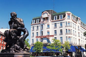 tarifs reservation hotels Le Grand Hôtel de Valenciennes