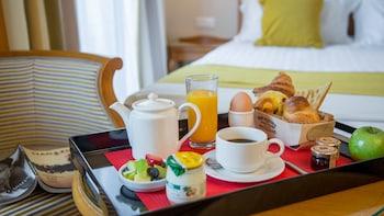 Hôtel Etats-Unis Opéra - Breakfast Area  - #0