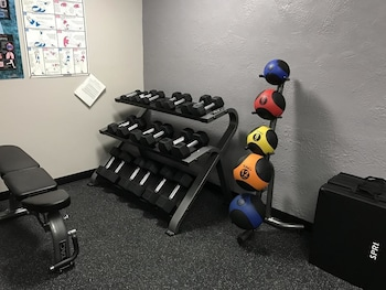 Country Inn & Suites By Carlson, Mt. Pleasant-Racine West WI - Fitness Facility  - #0