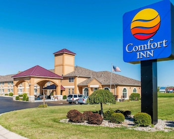 Comfort Inn in Bluffton, Indiana