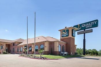 Quality Inn Mesquite - Dallas East in Mesquite, Texas