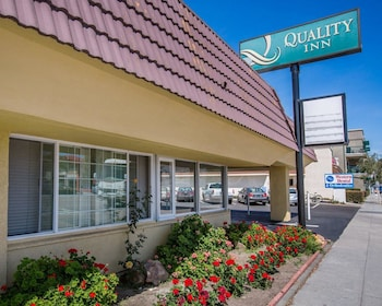 Quality Inn Santa Cruz in Santa Cruz, California