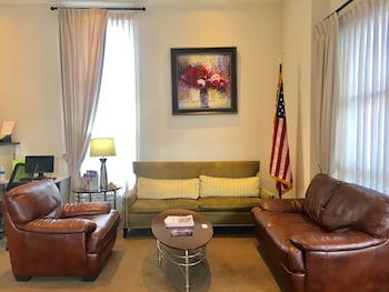 Pacific Motor Inn - Lobby Sitting Area  - #0