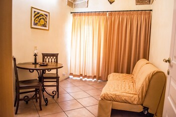 Hotel Residence Palazzo Baldi - Living Area  - #0