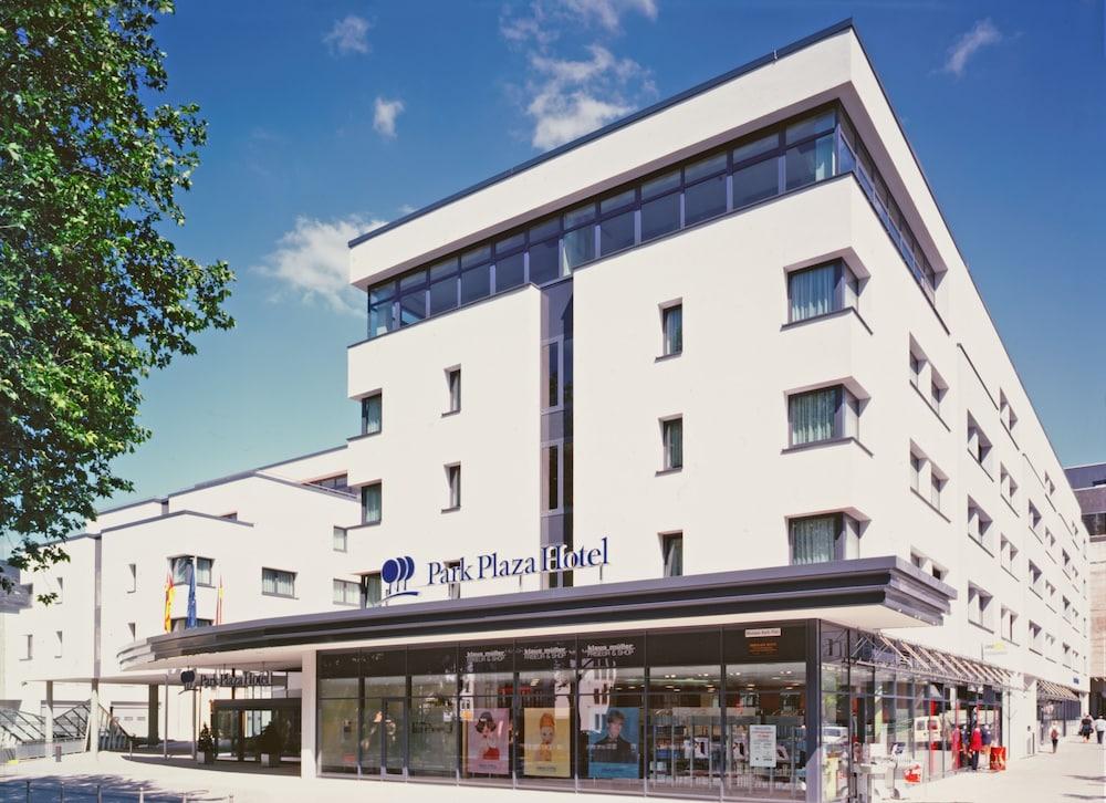 Park Plaza Trier Hotel Trier Price Address Reviews