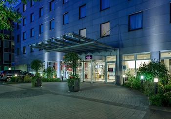 杜塞爾多夫城北美居飯店