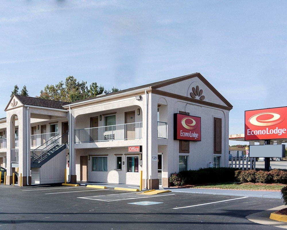 Econo Lodge Fredericksburg near I-95