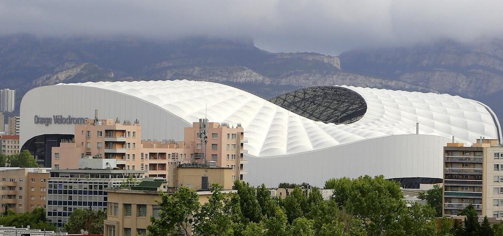 Hotel Kyriad Marseille Palais Des Congres - Vélodrome