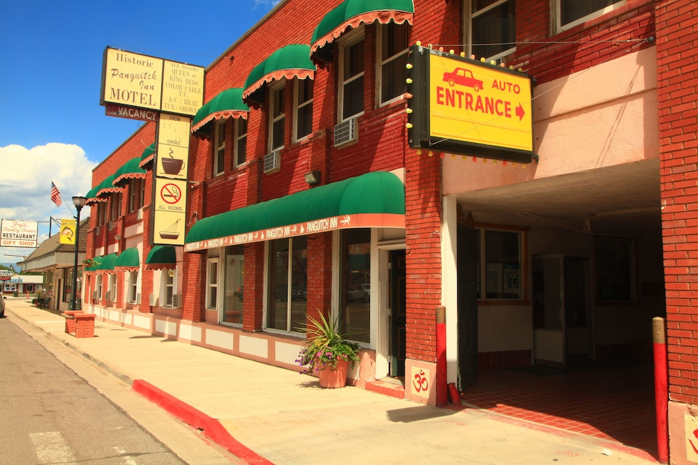 The Historic Panguitch Hotel
