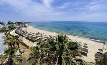 貝爾藍色海水浴平房飯店
