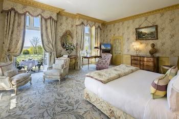 tarifs reservation hotels Château de Mirambeau