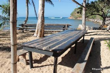 Palawan Sandcastles Beach Resort Outdoor Dining