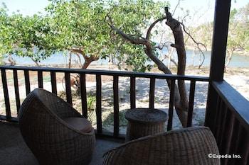 Palawan Sandcastles Beach Resort Balcony