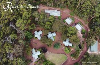 Riverglen Chalets - Aerial View  - #0