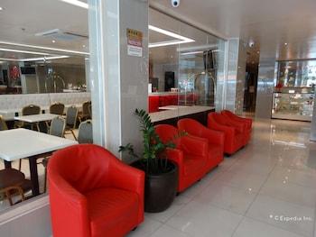 Dcircle Hotel Manila Lobby Sitting Area