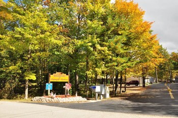Tranquil Timbers Camping Resort in Sturgeon Bay, Wisconsin